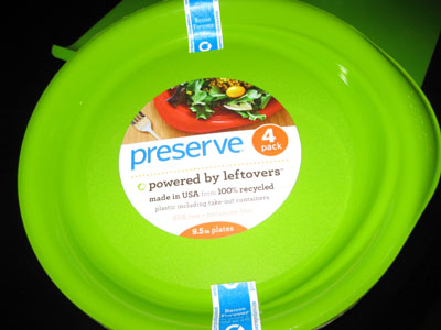 & Preserve Plates: Recycled and Reusable for Summer |